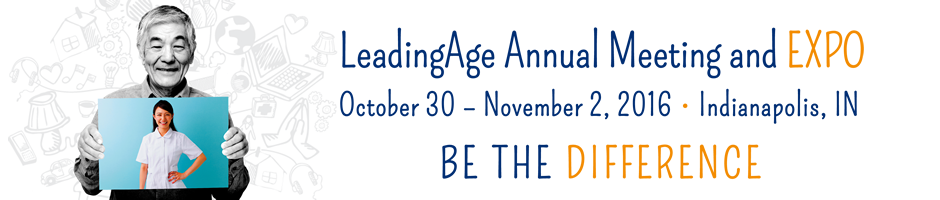 Annual Meeting 2016: October 30 - November 2, Indianapolis IN